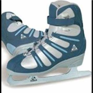 SOFTEC  JACKSON  CLASSIC WOMEN'S  ICE SKATES